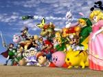 Aller Anfang ist leicht:Wie viele Smash Bros. Melee-Charaktere kannst du insgesamt spielen (mit den Bonuscharas)?