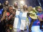 Beim Eurovision Song Contest siegte Lordi mit 190 Punkten