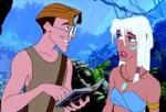 Atlantis: Wie hei�t dieses M�dchen?