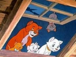 Aristocats: Wie hei�t der rote Kater?