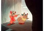 Cinderella: Wie hei�t die linke Maus?