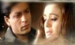 Setzen Sie den Satz fort: Shahrukh Khan kämpft, liebt, singt und...