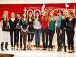 Wie heißen die 10 Mädchen, die noch übrig sind?