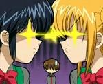 Warum streiten sich Kaede Minami und Azumi Hidaka ständig?