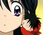 Was muss Azumi Hidaka in die Tasse gießen, damit Yashichi erscheint?