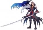 Wie hoch ist Sephiroths Abwehr?