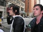 Auf dem ersten Album übernahm Jared alle Gitarren-, Bass- und Synthesizerparts und den Gesang, wobei Shannon die Drums übernahm.
