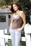 An was erkennt Martha Huber, dass Susan Edies Haus abgebrannt hat?