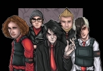Die Lieblingsfarben von Gerard sind?