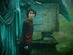 Was sagt Voldemort, als er Cedric tot auf dem Boden sieht?