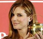 Mit welchen Film bekam Sandra den Preis für die beste Hauptdarstellerin?