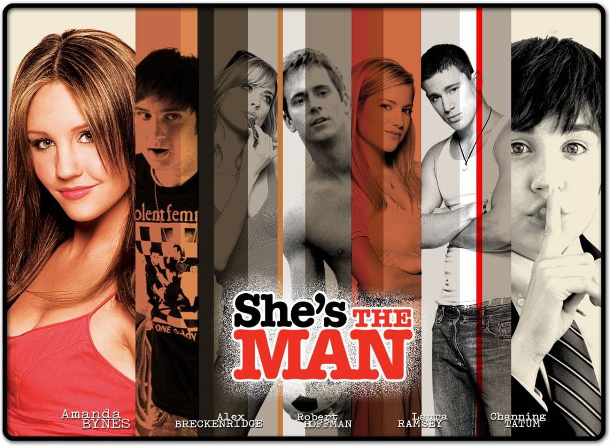 Shes the man quiz