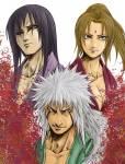 Mit welchem Bad Boy aus Naruto könntest du dich gut verstehen/zusammen kommen?