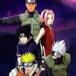 Mit wem ist Naruto in einem Team?