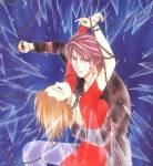 Suzumi-san ist Yuhi-kuns Schwester.