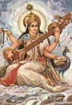 Saraswati ist welche Göttin?