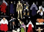 Wer trägt manchmal einen Kimono und manchmal eine Art Kriegsanzug?