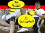 Was ist für Lukas Podolski viel wichtiger als Geld?