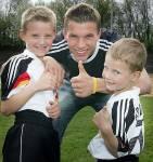 Möchte Lukas Podolski Kinder haben?