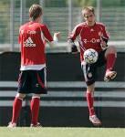 Welche Spieler außer Philipp Lahm sind noch aus der clubeigenen Jugend des FC Bayern München?