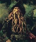 Wie heißt die Geliebte des Davy Jones?