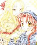 In welcher Beziehung steht Meroko zu Mitsukis Großmutter?
