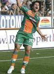 Wer war mit Bremens Diego bester Scorer (meiste Tore + Vorlagen) der Bundesligasaison 06/07?