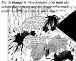 Sasuke tötet Orochimaru