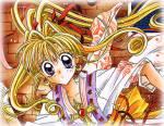 Marron und Noyn heiraten am Ende des Mangas.