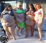 Wer hatte früher Gewichtsprobleme? (Nevada Tan)