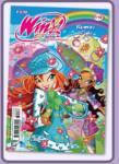 Dies ist das Winx Club Magazin aus Italien Nr.36, das du auf dem Bild siehst