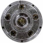1952/53 konnte sich der FC erstmals zur Endrunde um die deutsche Meisterschaft qualifizieren. Gegen wen gelang der einzige Sieg in der Endrunde?