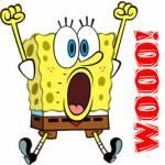 Und als letztes: Wer ist am schlechtesten auf Spongebob zu sprechen?