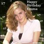 Wann hat Emma nächstes Jahr Geburtstag?
