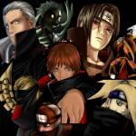 Zu welchem Schwerverbrecher von Akatsuki würdest zu passen?