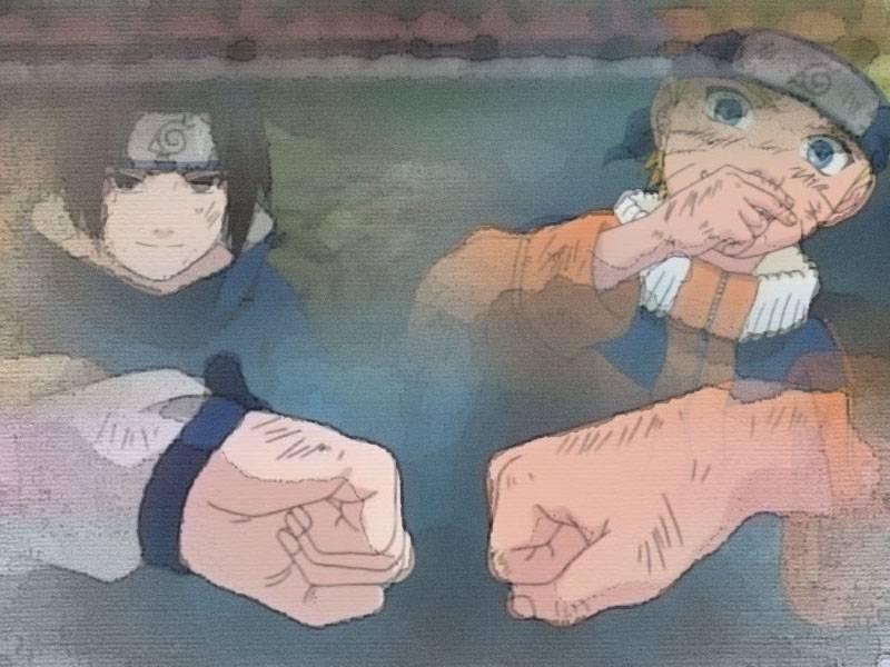 Wer macht sich auf die Suche nach Sasuke? (Nachdem er das Dorf fast verlassen hat)