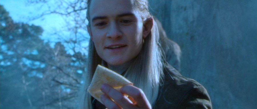 Lord Of The Rings Elvish Bread