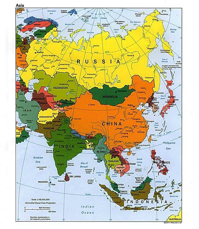 Welches diese länder befindet sich mehr zentral