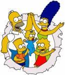 """Dieses Zitat kommt aus """"Die Simpsons - Der Film"""":Homer: """"Wehe du lachst noch einmal über irgendetwas..."""