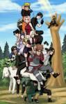Wie viel Zeit vergeht zwischen Naruto und Naruto Shippuuden?