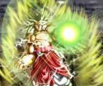 Fangen wir zuerst mit Dragonball an:Bevor Broly mit Son Goku kämpft hat er welchen Teil der Galaxie zerstört?