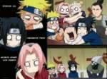 In welcher Episode versuchen Naruto und Co. Kakashis Gesicht zu sehen?