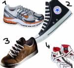 Welchen Schuh würdest du am ehesten tragen?