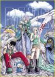 Welchen Manga zeichnete Hiro Mashima vor Fairy Tail?