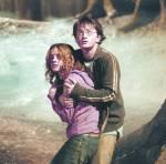 Das erste Mal küsste Harry Hermine.
