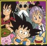 Wo treffen sich Son-Goku und Krillin das erste Mal?