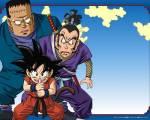 Wie nennt Son Goku das Monster Nr. 8 im Muskelturm?