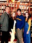Wie heißen Buffys beste Freunde?