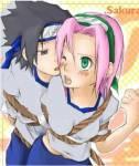 Sasuke ist in Sakura verliebt.