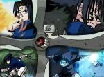 Was unternimmt Sasuke gegen Orochimaru, um nicht von ihm als Behälter benutzt zu werden?